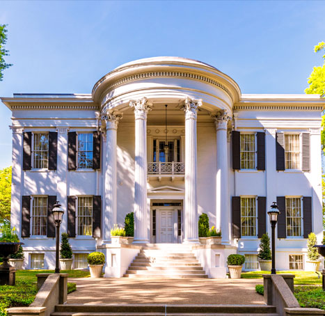 The Historic Mississippi Governor's Mansion