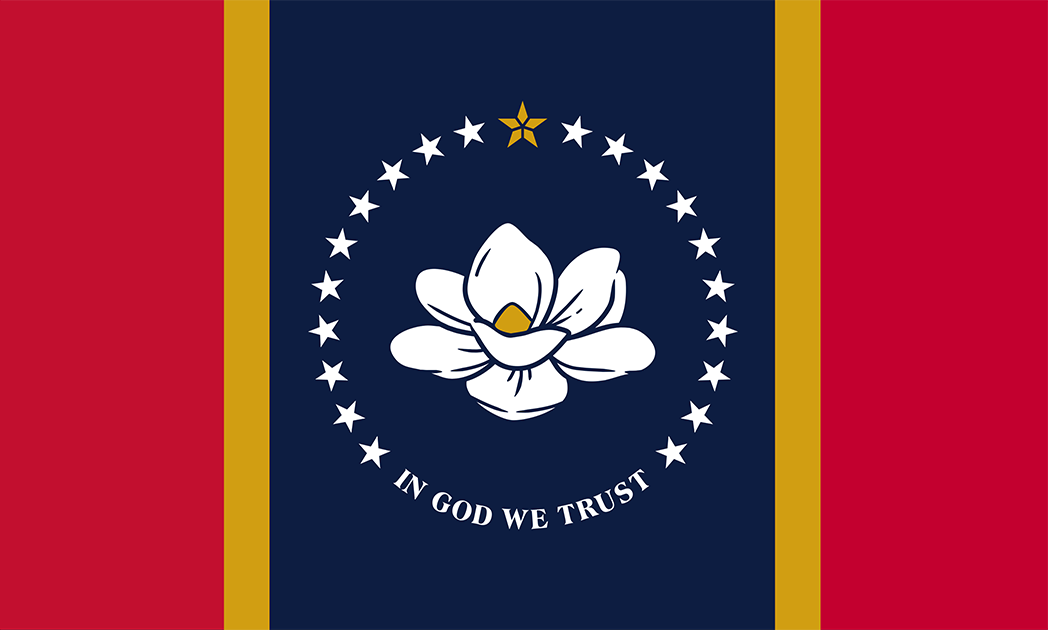 The Proposed Mississippi Flag